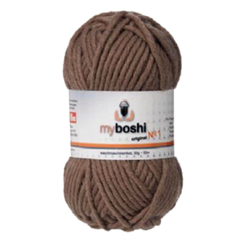 Ocre 172 - Wool Balls 50g For DMC Myboshi Beanie Hats